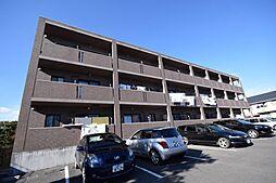 栃木県宇都宮市雀の宮6丁目の賃貸マンションの外観