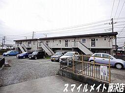 フォーブル太平台A[1階]の外観
