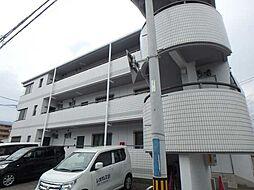 愛媛県新居浜市久保田町2丁目の賃貸マンションの外観