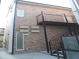 ハーミットクラブハウス根岸II(仮)[1階]の外観