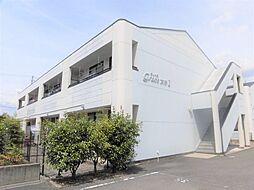 GRACE大井II[2階]の外観