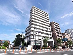 ライオンズステーションプラザ箱崎[9階]の外観