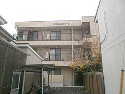 インパレスB[1階]の外観