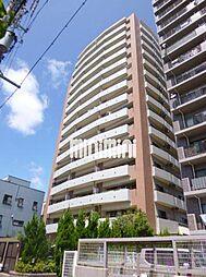 中央ハイツ海老塚[12階]の外観