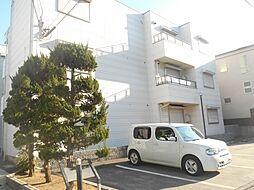 大阪府堺市西区浜寺諏訪森町中1丁の賃貸マンションの外観