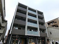 山崎マンション15[4階]の外観
