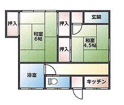 [テラスハウス] 埼玉県蓮田市蓮田1丁目 の賃貸【/】の間取り