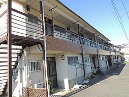 大阪府河内長野市木戸2丁目の賃貸アパートの外観