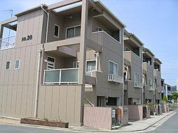 兵庫県姫路市辻井7丁目の賃貸アパートの外観
