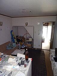 中加賀屋3丁目中古テラス 2LDKの居間