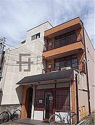 京都府京都市伏見区鑓屋町の賃貸マンションの外観