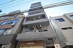 プリエール南堀江[4階]の外観