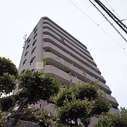 大阪府大阪市旭区生江3丁目の賃貸マンションの外観