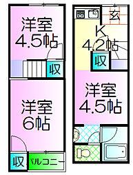南海線 石津川駅 徒歩5分