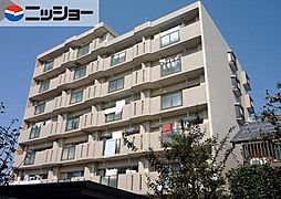 長良SANWAマンション[2階]の外観