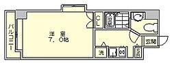 サヴォイステーション[10階]の間取り