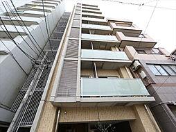 愛知県名古屋市中村区則武本通2丁目の賃貸マンションの外観