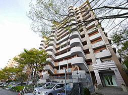 兵庫県神戸市北区緑町8丁目の賃貸マンションの外観
