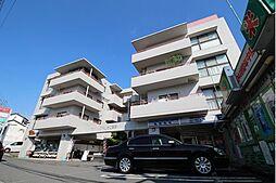 サンパレス桃山台[4階]の外観