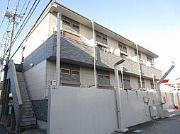 埼玉県川越市大字南大塚の賃貸アパートの外観