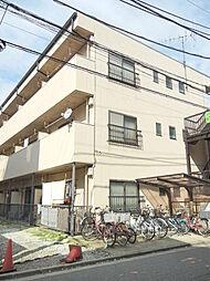 東京都江戸川区西葛西3丁目の賃貸アパートの外観