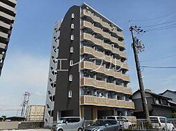 スカイプラザ新田[8階]の外観