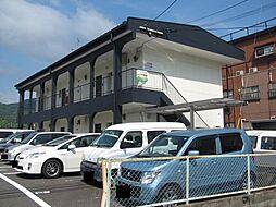 福岡県福岡市東区唐原5丁目の賃貸アパートの外観