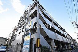 横浜オーティービル[3階]の外観