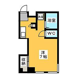 PIVOT静岡[7階]の間取り
