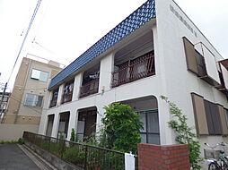 キタダコーポNO.2[2階]の外観