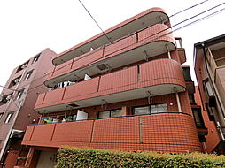 東京都中野区江古田4丁目の賃貸マンションの外観