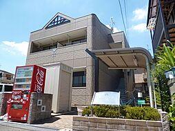 大阪府藤井寺市船橋町の賃貸マンションの外観