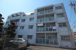 愛知県名古屋市中川区高畑3丁目の賃貸マンションの外観