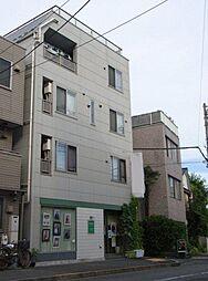 東京都中野区南台1丁目の賃貸マンションの外観