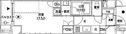 IARIM栄東(イアリムさかえひがし)[702号室]の間取り