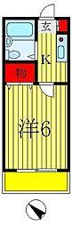 上本郷駅 3.2万円