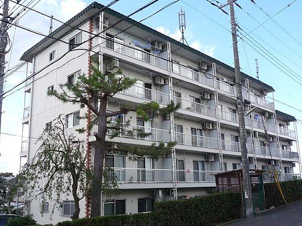 グリーンヒル藤が丘I[2階]の外観