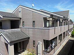 滋賀県大津市下阪本5の賃貸アパートの外観