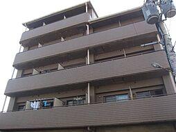大阪府大阪市東住吉区公園南矢田2丁目の賃貸マンションの外観