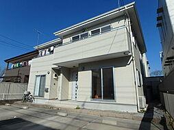 [テラスハウス] 栃木県宇都宮市緑3丁目 の賃貸【/】の外観