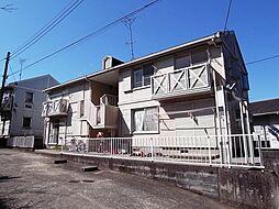 サンセゾン A棟[1階]の外観