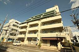 城崎マンション[302号室]の外観