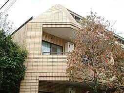 アドレー渋谷本町 角部屋・最上階1DK[3階]の外観