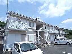 兵庫県姫路市青山西1丁目の賃貸アパートの外観