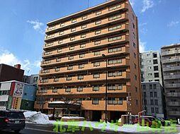 ライオンズマンション第7大通[6階]の外観