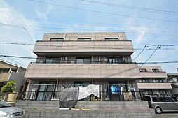 ヘーベルエスパス5 B棟[3階]の外観