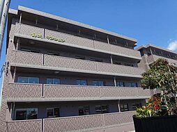 静岡県富士市前田の賃貸マンションの外観
