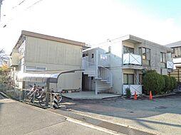 兵庫県宝塚市中山寺3丁目の賃貸マンションの外観
