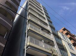 ベルシモンズ桜川[502号室]の外観