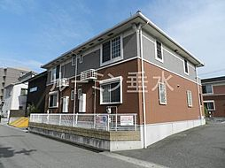 サントレジャータウン弐番館[2階]の外観